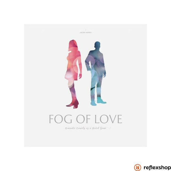 Fog of Love angol nyelvű társasjáték