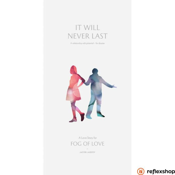 Fog of Love társasjáték It Will Never Last kiegészítő, angol nyelvű