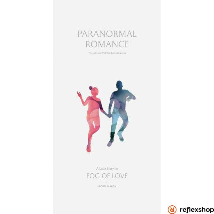 Fog of Love társasjáték Paranormal Romance kiegészítő, angol nyelvű