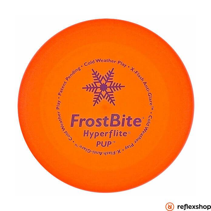 Hyperflite Frostbite pup kutyafrizbi, téli