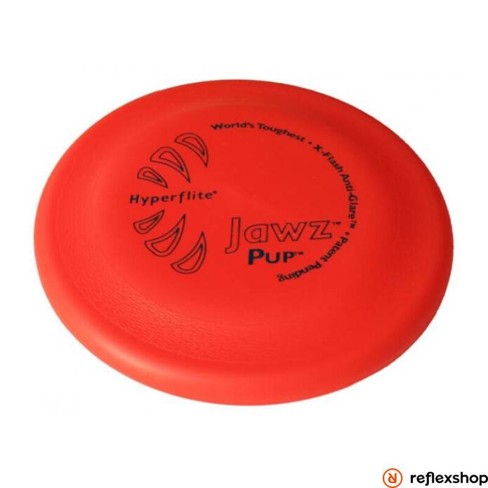 Hyperflite Jawz Pup kutyafrizbi, piros