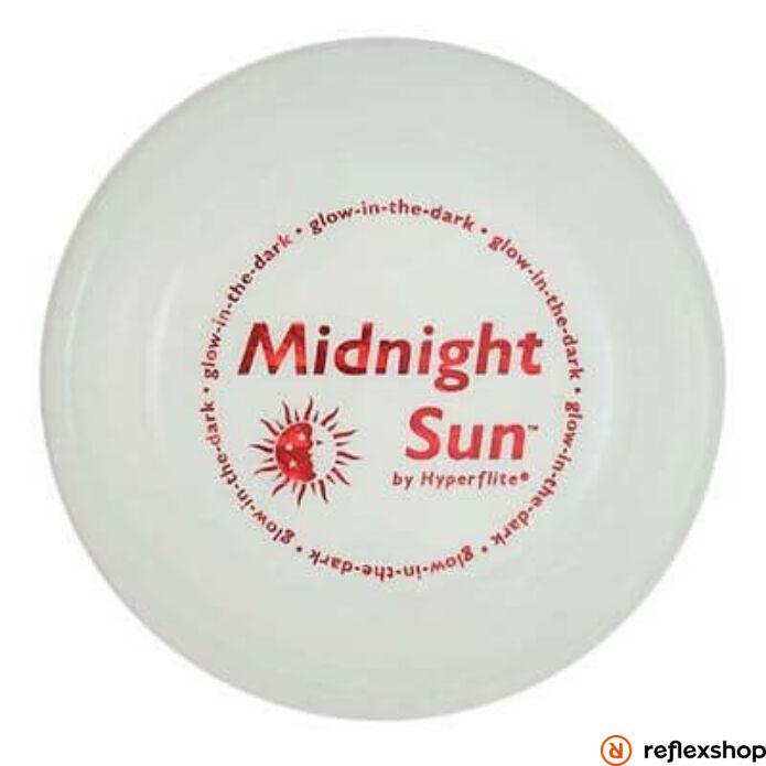 Hyperflite Midnight sun, nightglow kutyafrizbi