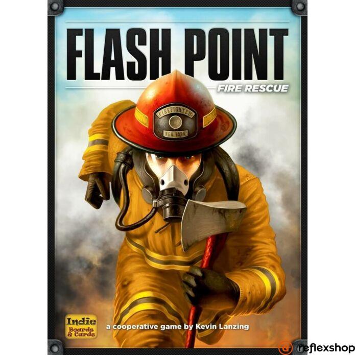 Flash Point Fire Rescure angol nyelvű társasjáték