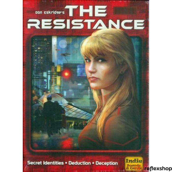 The Resistance angol nyelvű társasjáték, harmadik kiadás