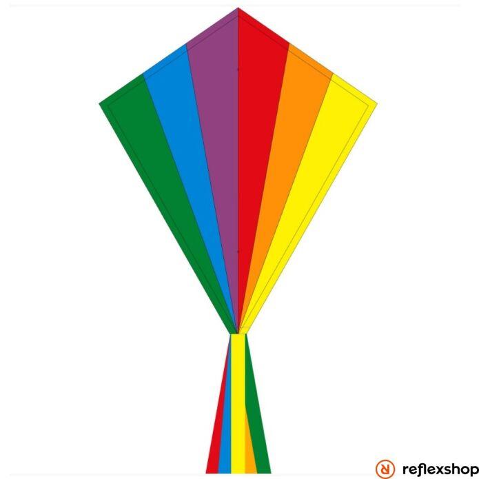 Invento Eddy Rainbow egyzsinóros sárkány 70 cm-es sárkány