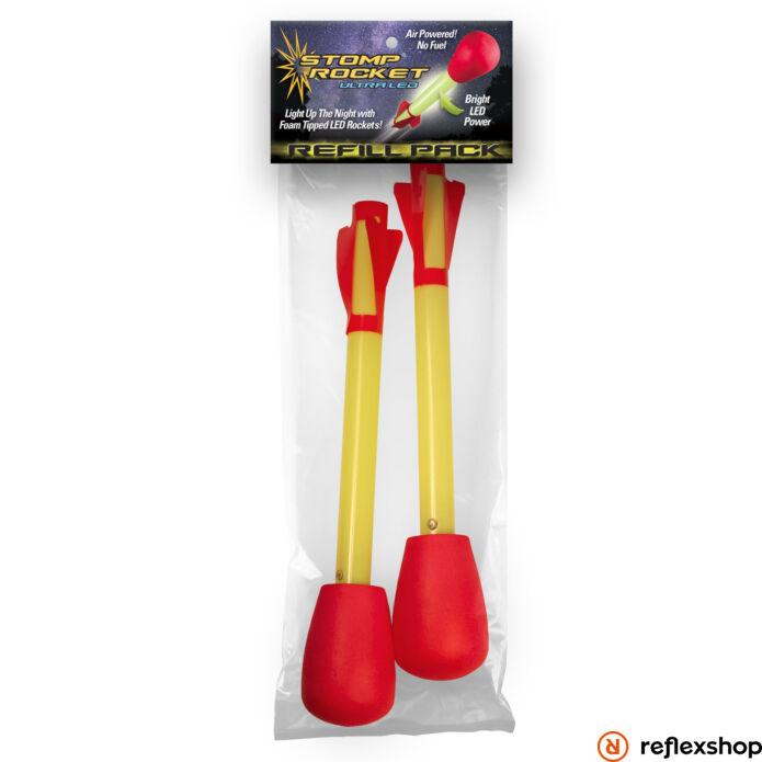 Stomp Rocket Ultra LED rakéta - utántölt? csomag