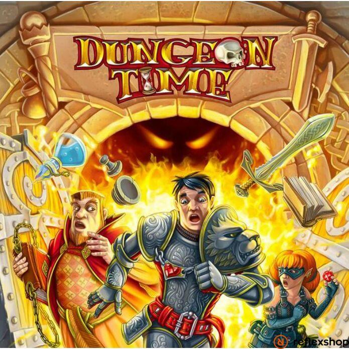 Dungeon Time társasjáték, angol