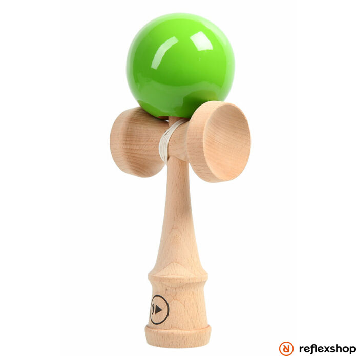 Kendama Play Monster K ügyességi játék zöld