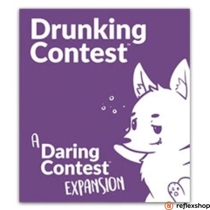 Daring contest társasjáték Drinking kiegészítő, angol