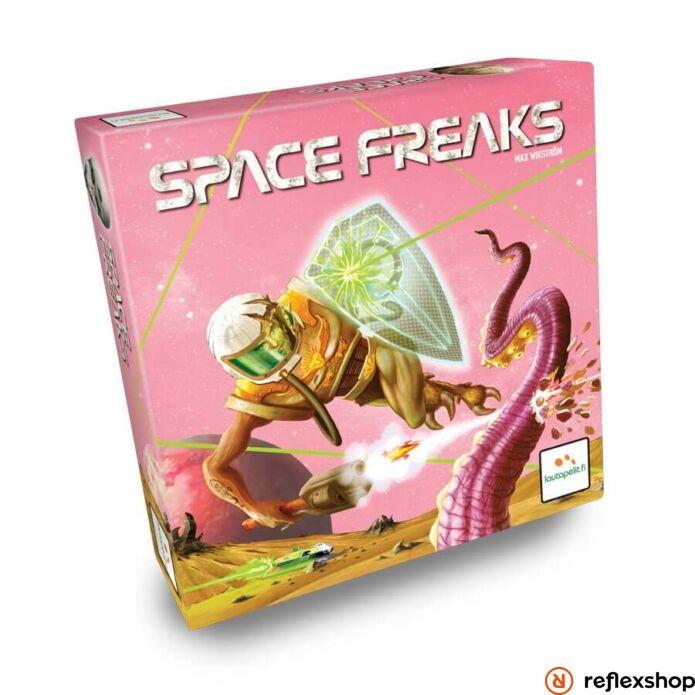 Space Freaks társasjáték, angol nyelvű