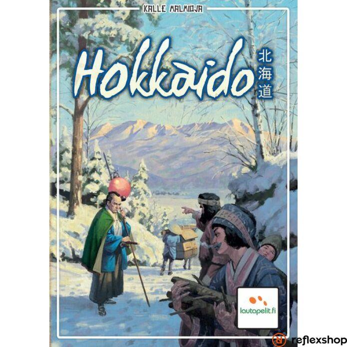 Hokkaido angol nyelvű társasjáték
