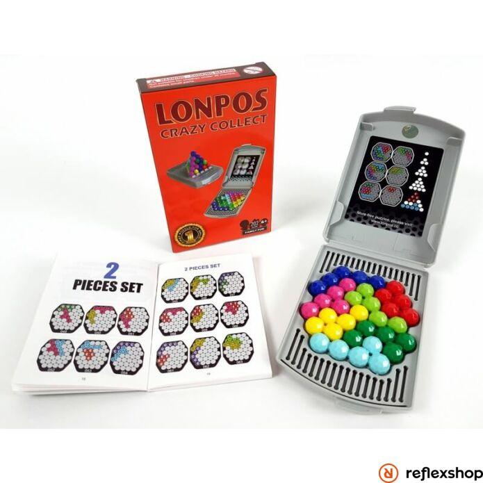 Lonpos 202 Crazy Collect társasjáték