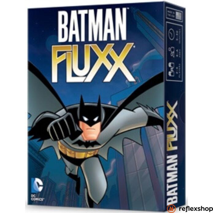 Fluxx Batman Fluxx angol nyelvű társasjáték
