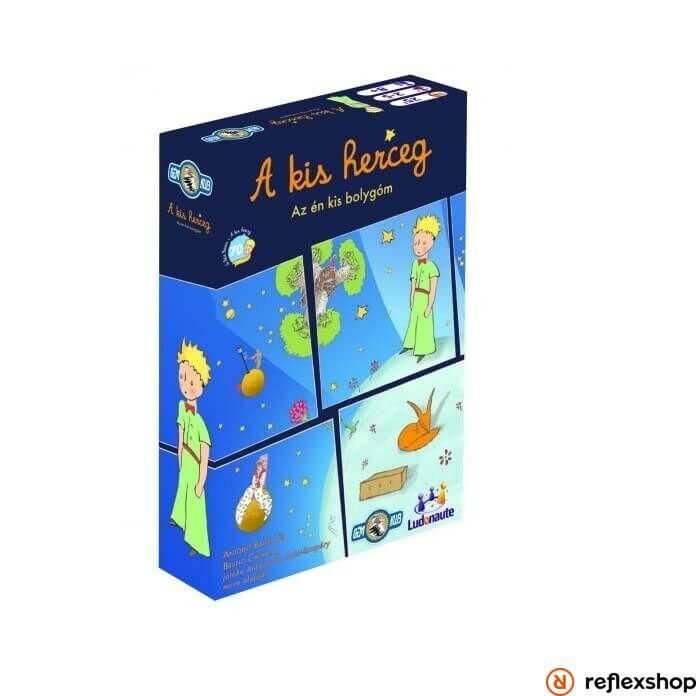 Ludonaute - A kis herceg - Az én kis bolygóm társasjáték