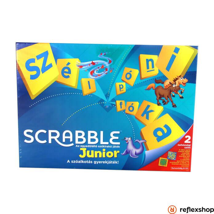 Mattel Junior Scrabble társasjáték