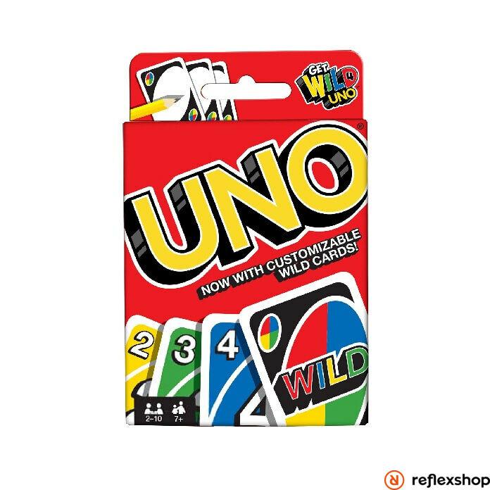 Mattel Uno kártya