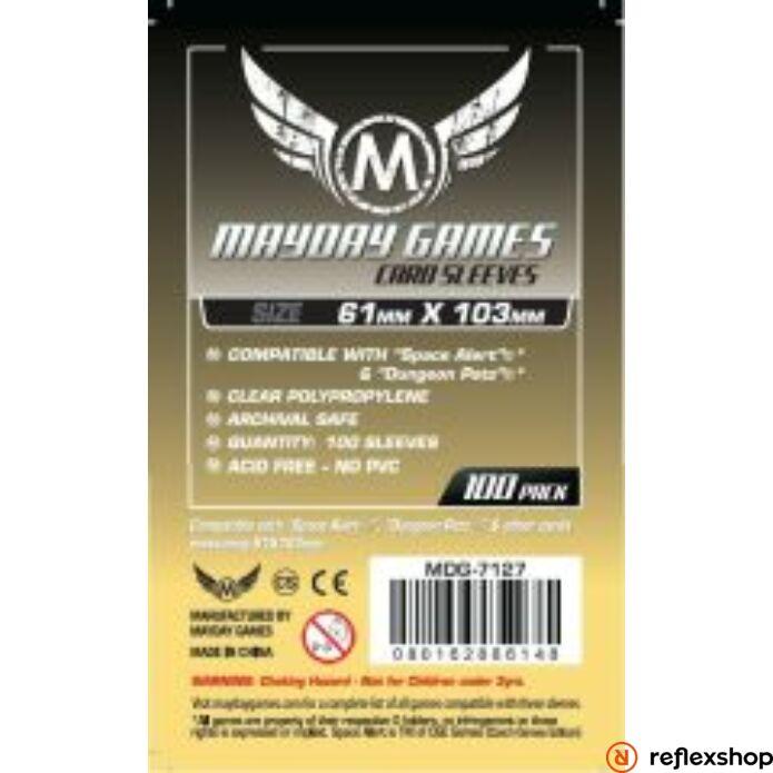 Mayday Games Magnum kártyavédő 61 x 103 mm (100 db-os csomag)