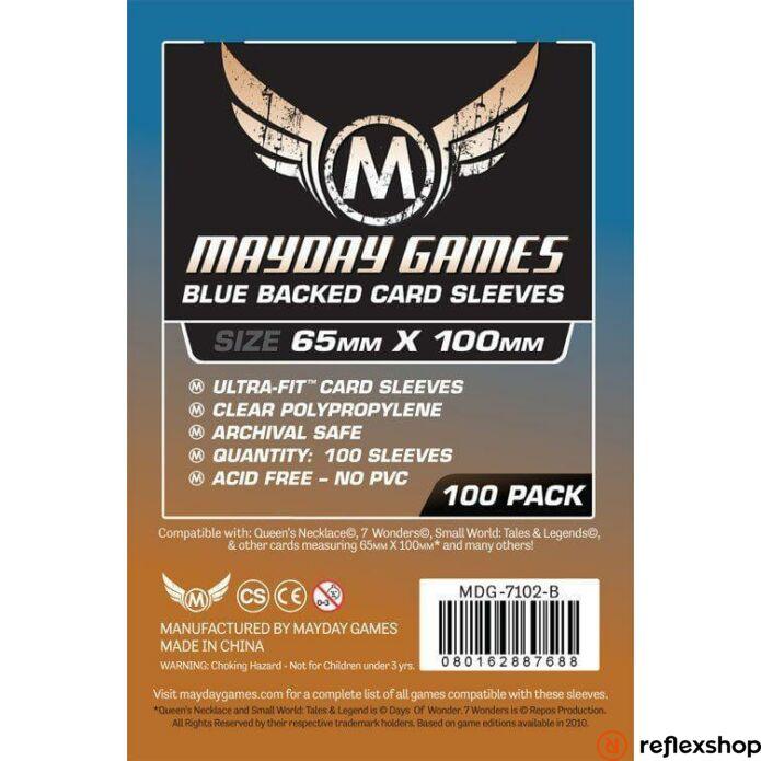 Mayday Games Magnum Copper kártyavédő: 65 x 100 mm