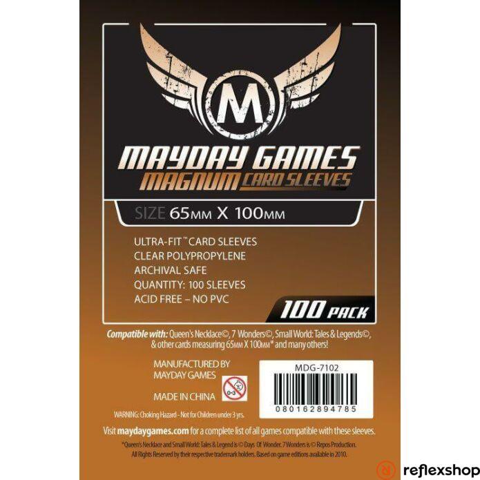 Mayday Games Magnum Copper kártyavédő