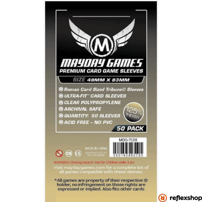 Mayday Games Prémium Roman kártyavédő