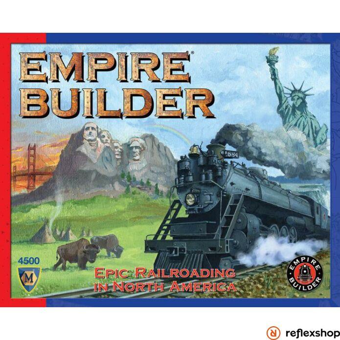 Empire Builder angol nyelvű társasjáték