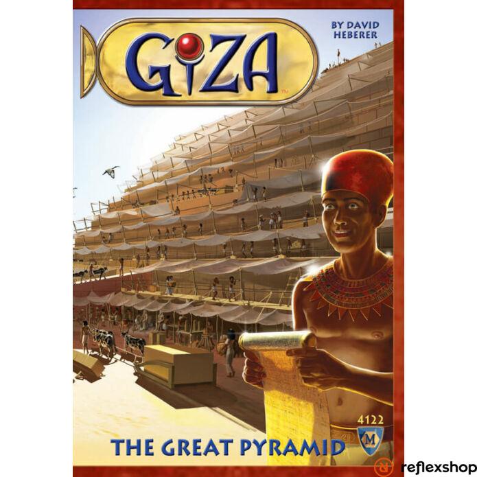 Giza - the Great Pyramid! Társasjáték angol nyelv?