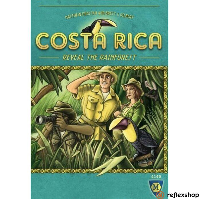Costa Rica angol nyelv? társasjáték