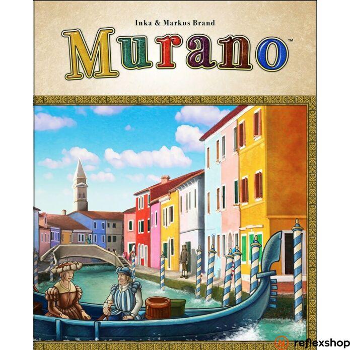 Murano angol nyelvű társasjáték