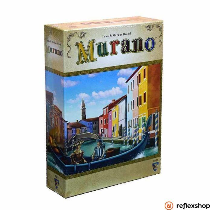 Murano angol nyelv? társasjáték