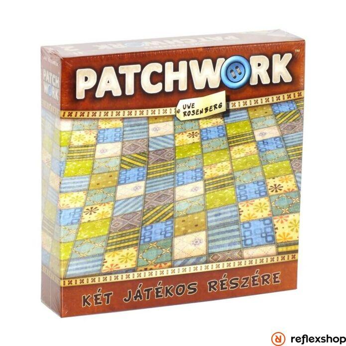 Patchwork társasjáték, magyar nyelvű