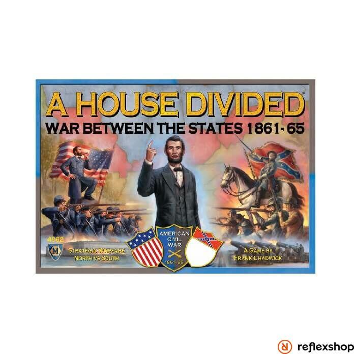 A House Divided társasjáték angol nyelven