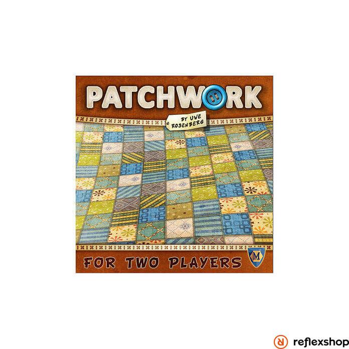 Patchwork társasjáték, angol nyelvű