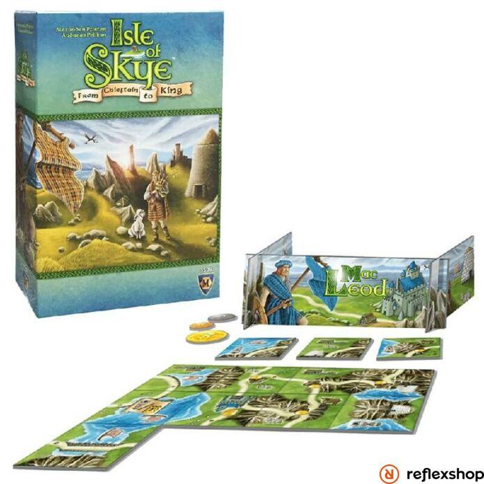 Mayfair Games Isle of Skye angol nyelv? társasjáték