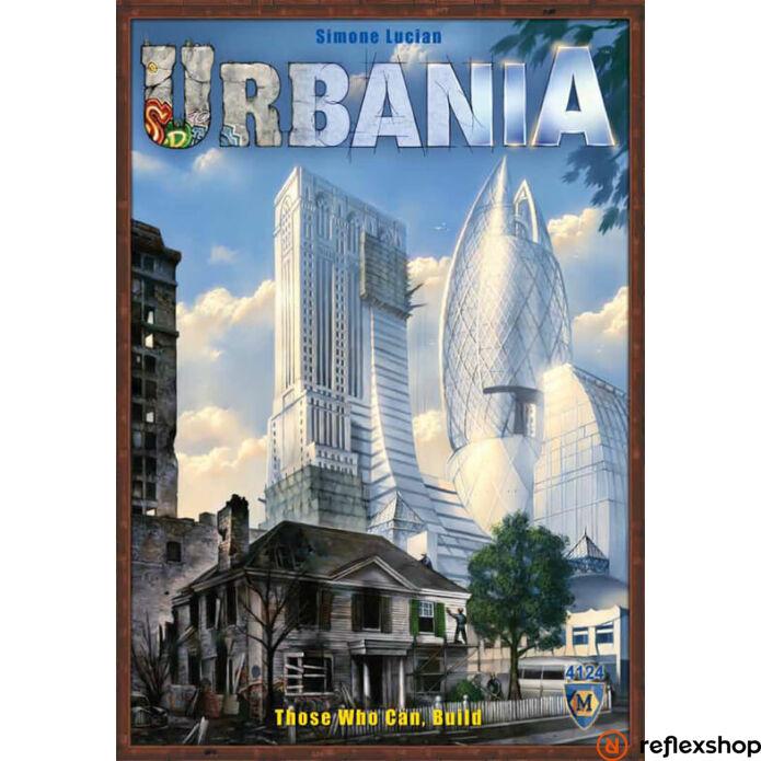 Urbania társasjáték angol nyelv?
