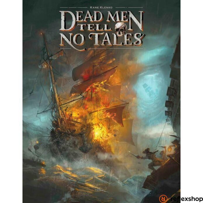 Dead Men Tell No Tales társasjáték, angol nyelvű