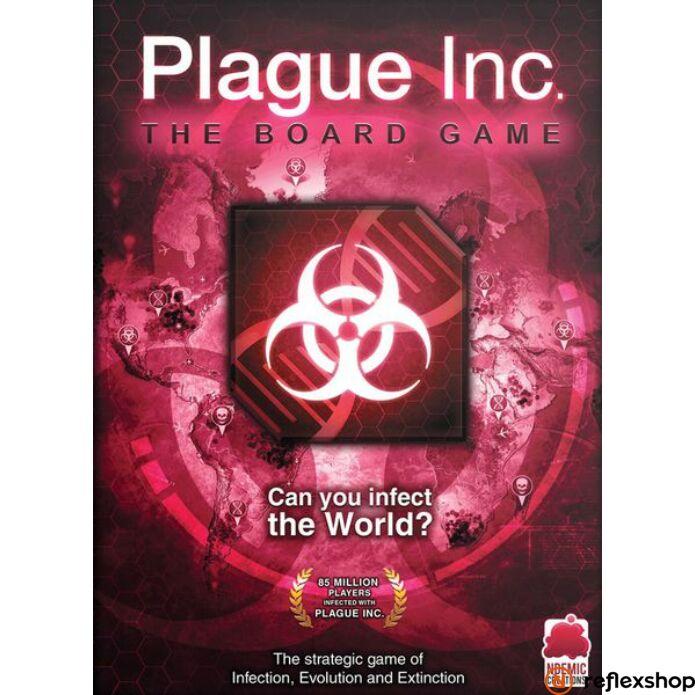 Plague Inc társasjáték, angol nyelvű