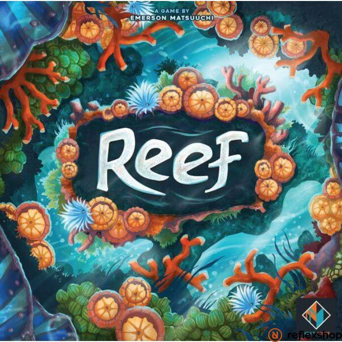 Reef társasjáték, angol nyelvű