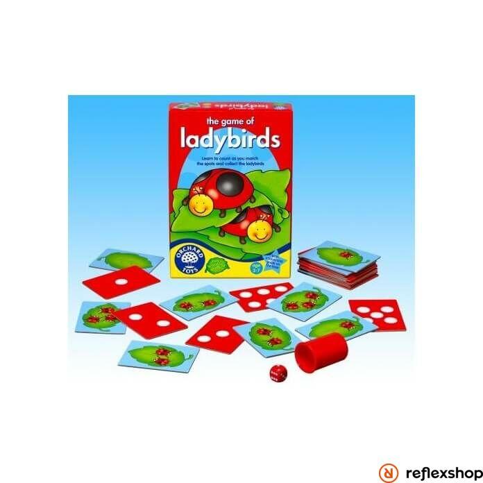 Orchard Katicabogaras játék