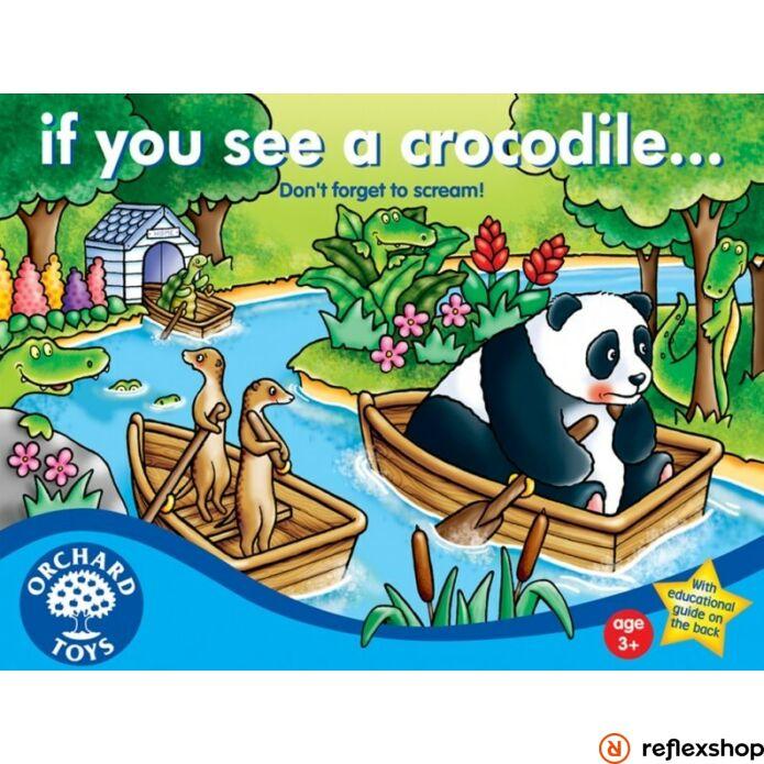 Orchard Ha krokodilt látsz...