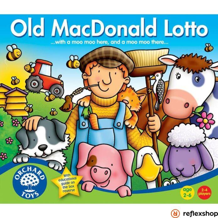 Orchard Old MacDonald lottó