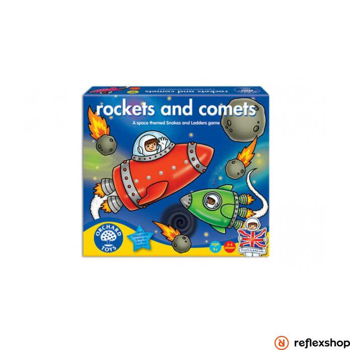Orchard Rakéták és üstökösök