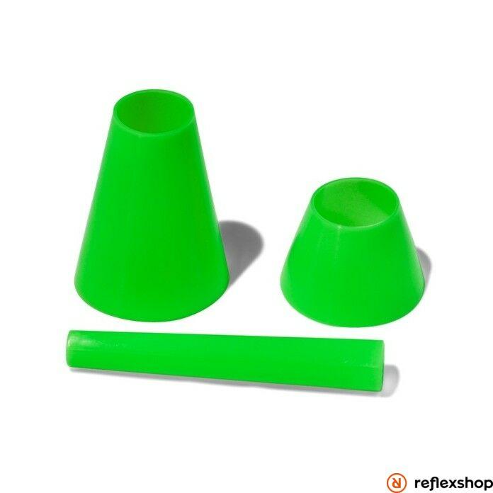 Play D buzogányhoz 3 db-os szilikon gy?r? szett zöld