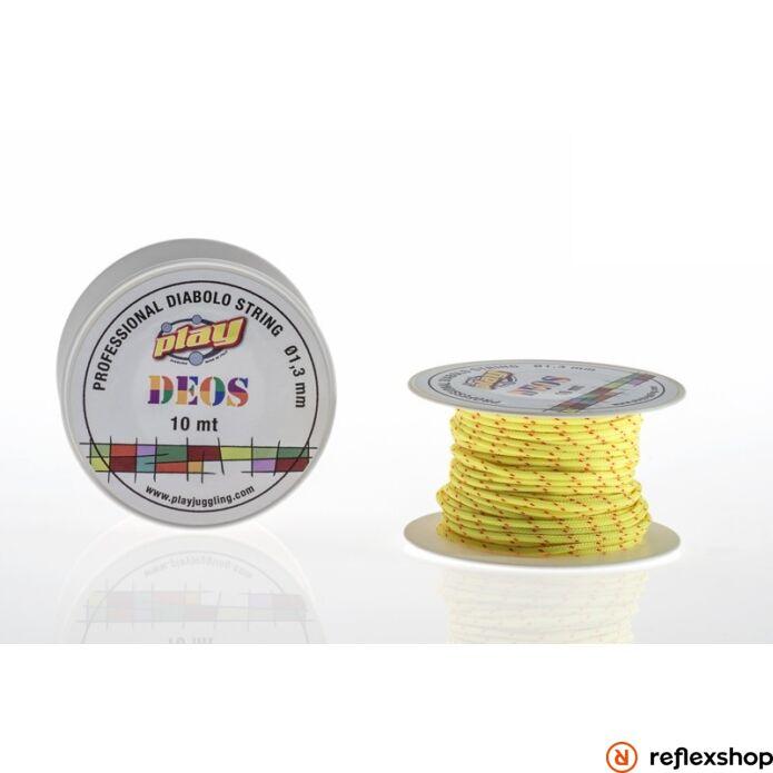 Play Színes Diabolo zsinór Prémium 10 méter sárga
