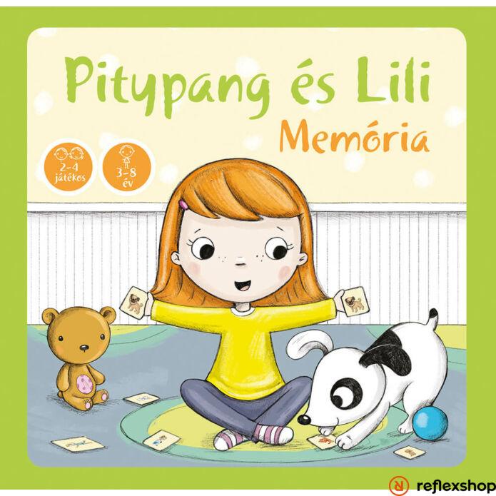Pitypang és Lili memóriajáték