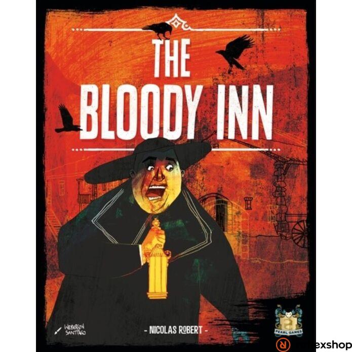 The Bloody Inn angol nyelvű társasjáték
