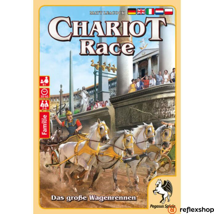 Chariot Race angol nyelvű társasjáték