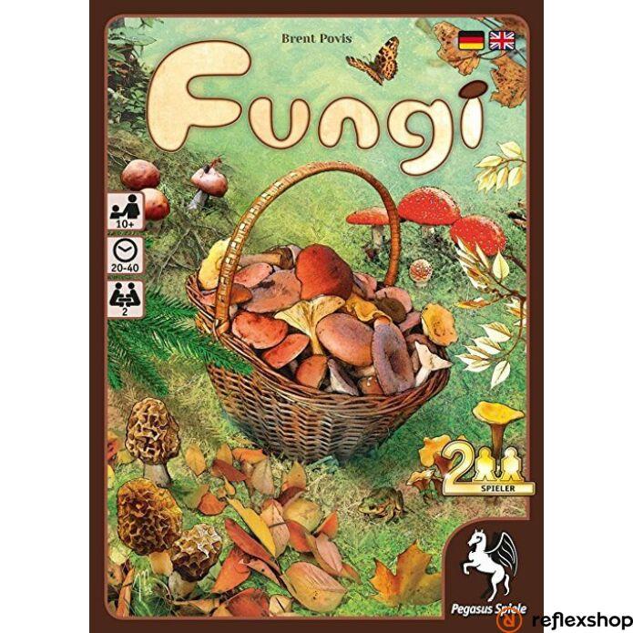 Fungi angol nyelvű társasjáték