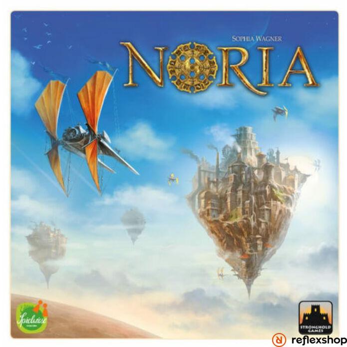 Noria angol nyelvű társasjáték