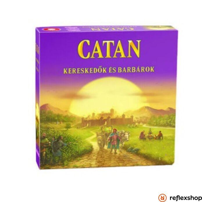 Catan Kereskedők és Barbárok kiegészítő