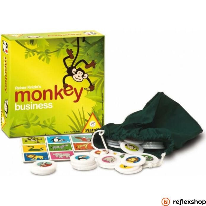 Piatnik Monkey Business társasjáték